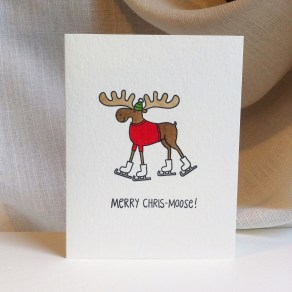 Merry Chris-Moose