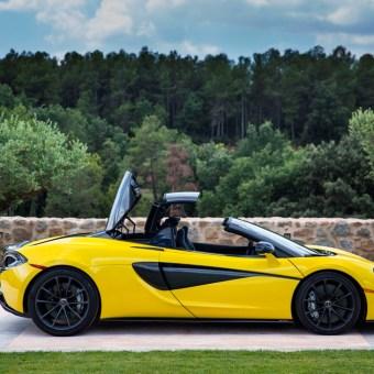 Photos: © McLaren Automotive
