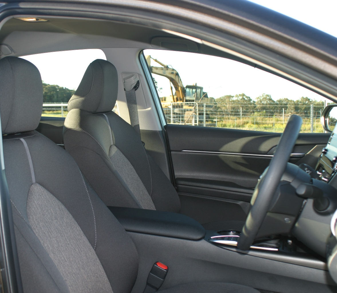 Toyota Camry Ascent Hybrid Front Seat