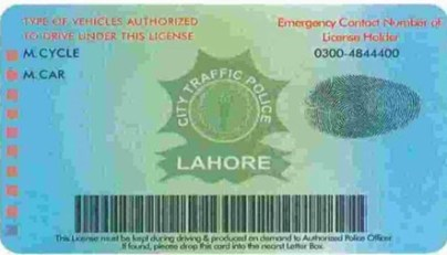 DLIMS Driving License Verification in Pakistan, How to