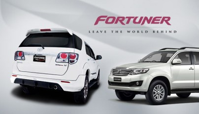 Toyota Fortuner Diesel 2018 Price in Pakistan Launch Date