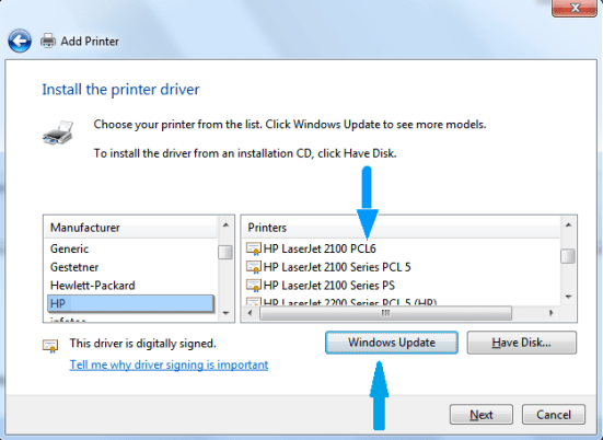 How To Fix HP Printer Drivers Windows 10 Issues? - Driver ...