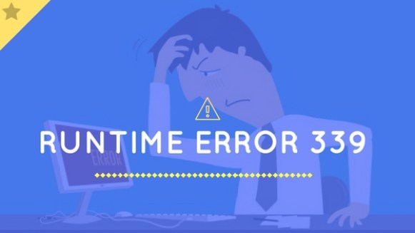 How to Fix Runtime Error 339
