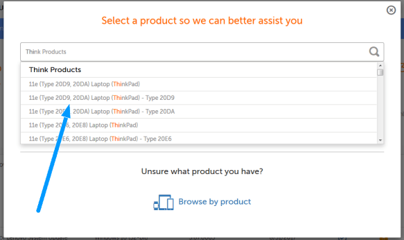 Lenovo drivers Update website
