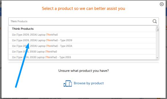 Lenovo drivers Update website