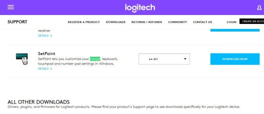 How To Update Logitech Wireless Mouse Driver In Windows 10?