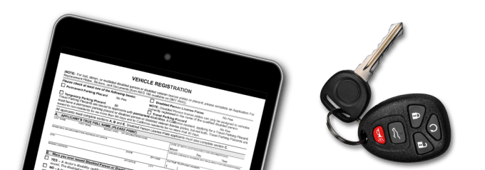 Pay Car Registration Online Act
