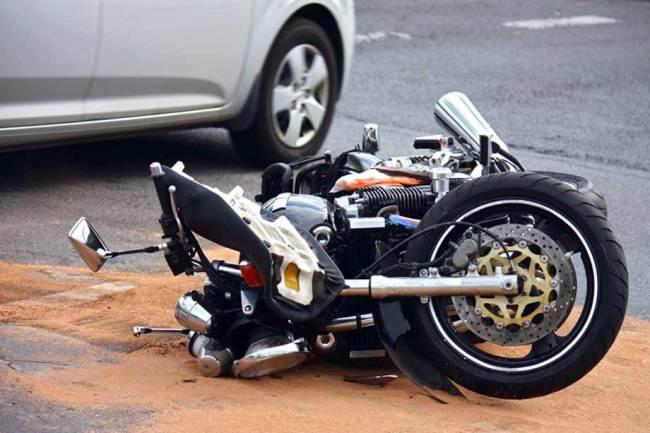 Motorcycle Crash - Wikimedia