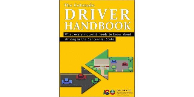 Colorado Driver Handbook 2020