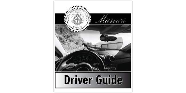 Missouri Driver Guide 2021