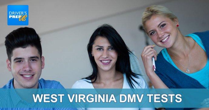 West Virginia DMV Tests