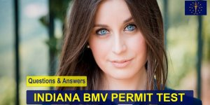 Video: Indiana Permit Test Questions - No. 1