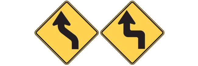 Reverse Curve, Reverse Turn