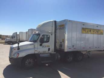 local truck driving job