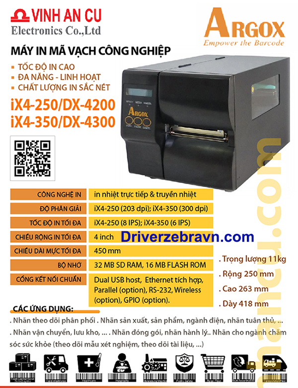 ARGOX DX-4300 PPLA DRIVER DOWNLOAD