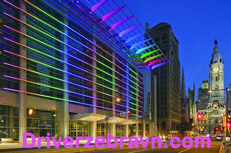 Đèn LED kiến trúc