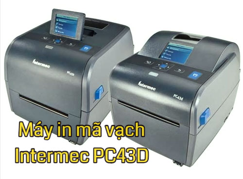 máy in barcode Intermec PC43t PC43d PC23d, may in barcode intermec