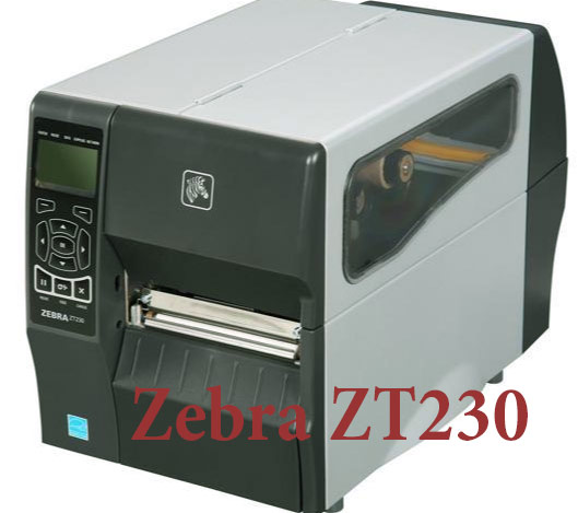 Zebra ZT230 phiên bản tiêu chuẩn
