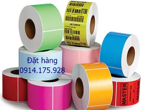 tem màu cho máy in postek c168
