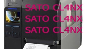 Giá bán máy in tem Sato CL4NX 30,9 triệu VNĐ