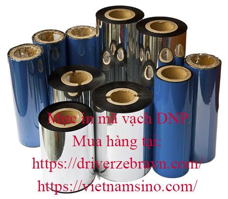 Mực in Wax Resin TR6080Plus giá rẻ, hiệu suất cao