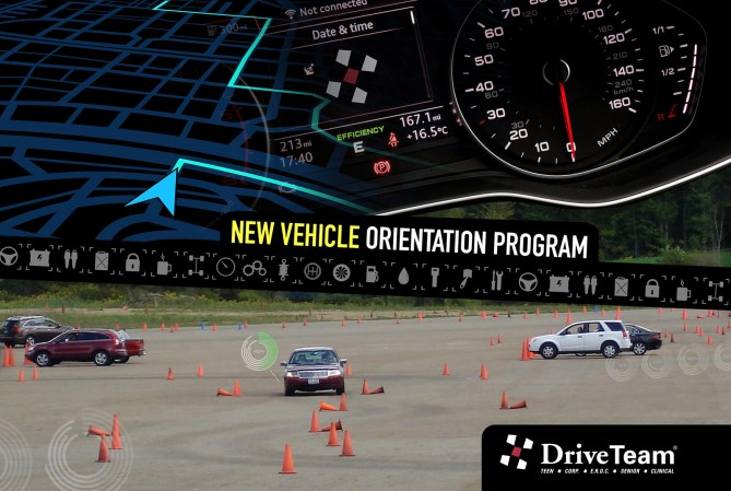 New Vehicle Orientation