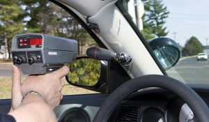 police targeting speeding drivers
