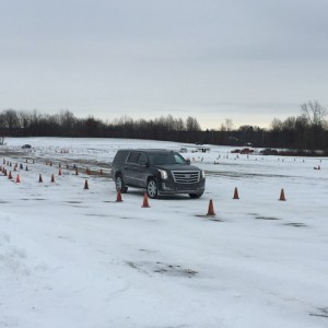 winter driving clinic