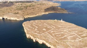 Location of Paul's Shipwreck on Malta