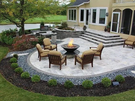 Patio Paver Installation - Best Driveway Pavers Miami FL on Outdoor Pavers Patio id=24674