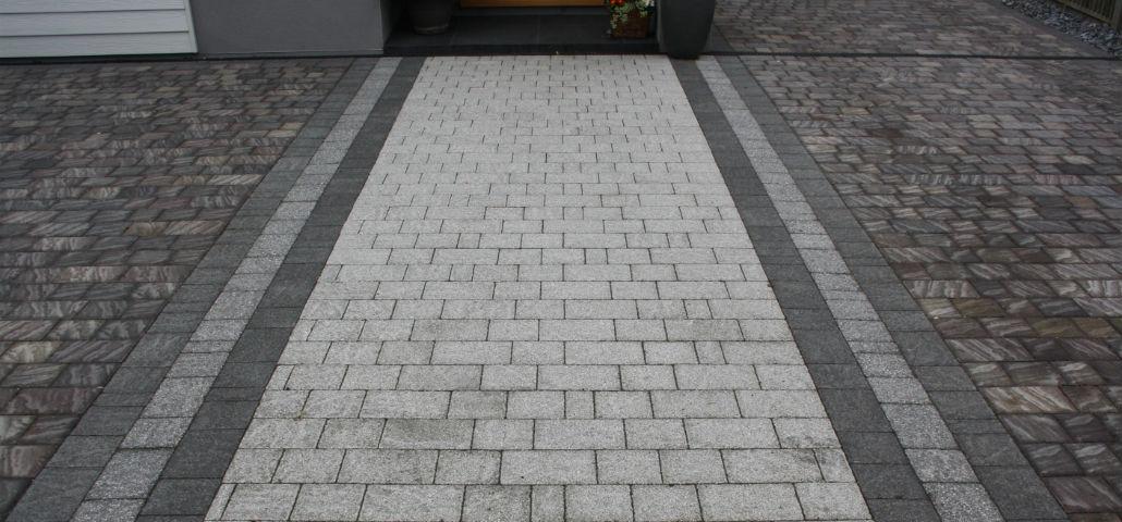 Modern Driveways Block Paving Drivesett Argent