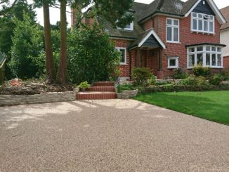 resin gravel driveways