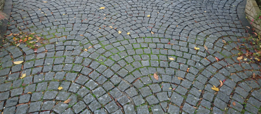 stone-cobbles