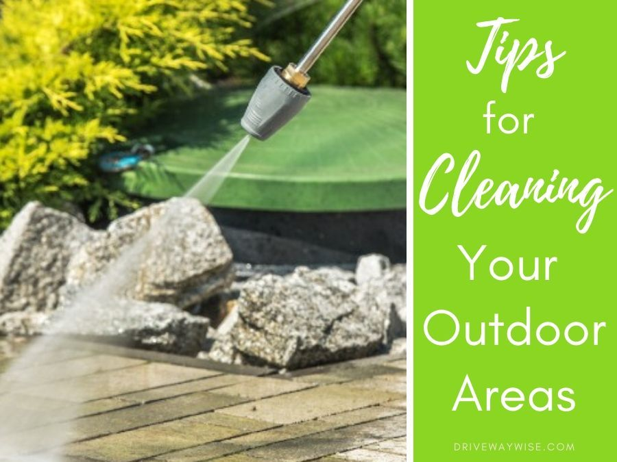 How to pressure wash driveway – a helpful step by step guide