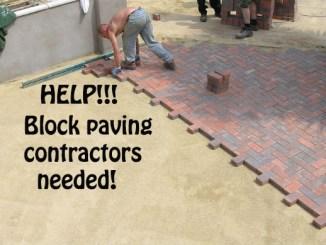 Block Paving Contractors