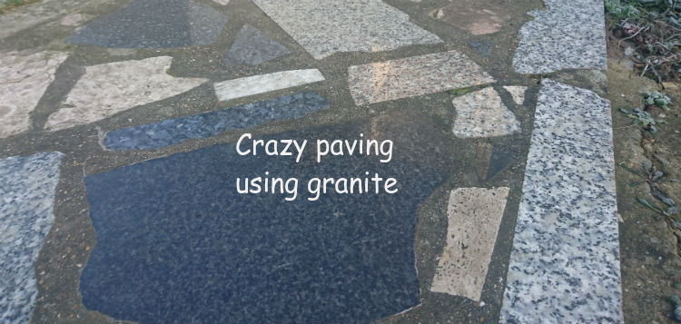 Crazy paving – Don't you know I'm loco