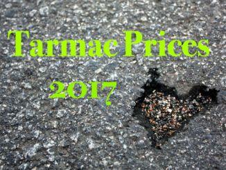Tarmac prices 2017 tarmacadam paving
