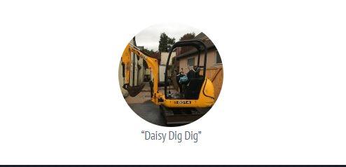Daisy Dig Dig