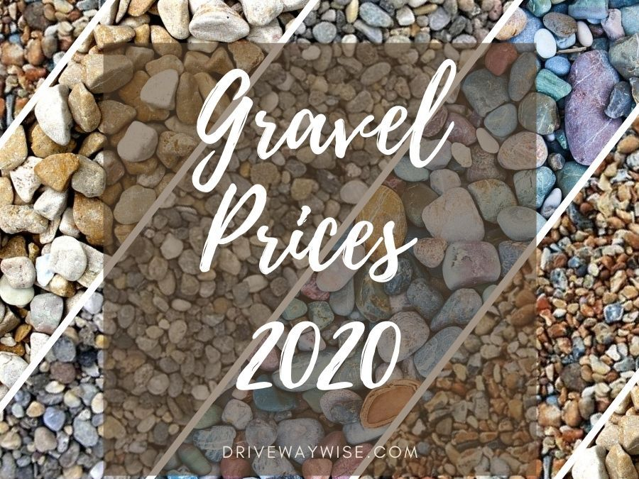 Now just how much are gravel prices per ton?