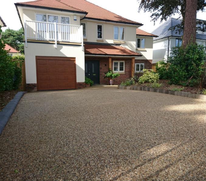 resin driveway bournemouth