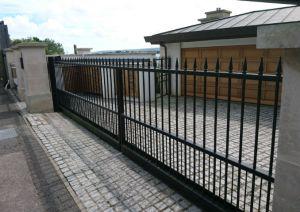 sliding driveway gates