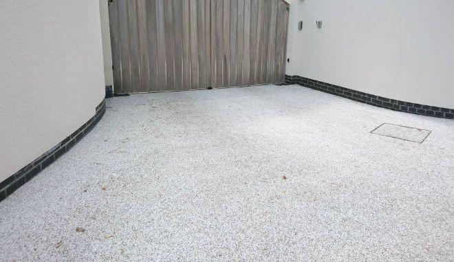 driveway resin
