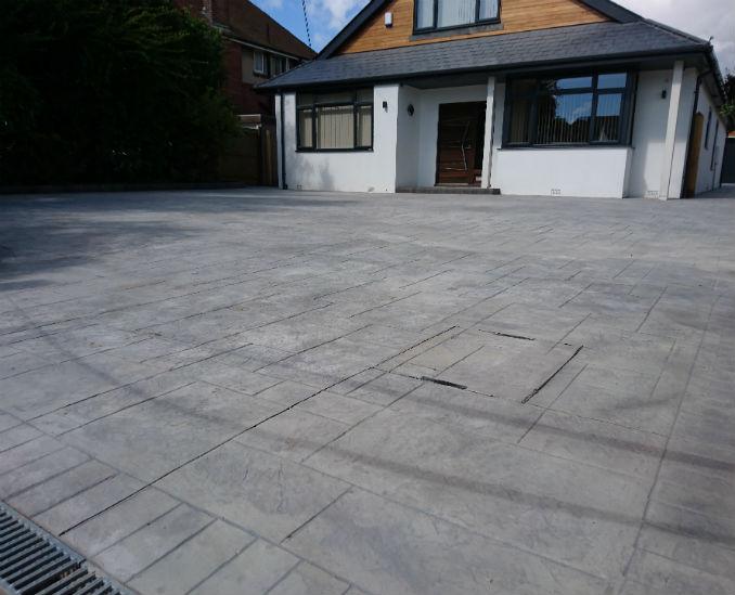bromley concrete driveway