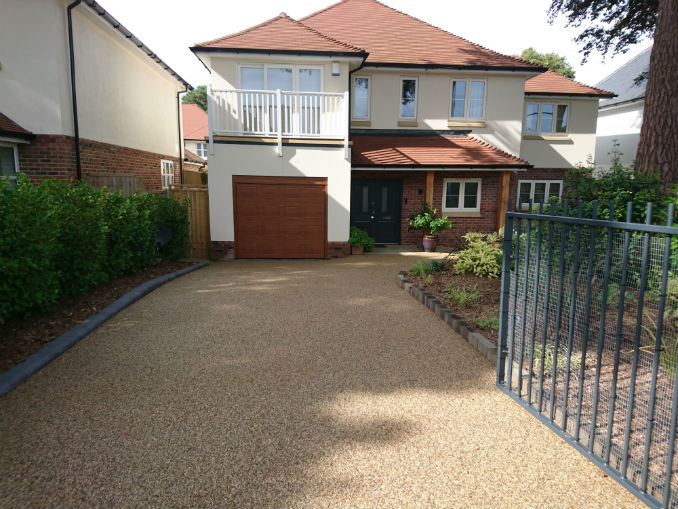 kent resin driveways