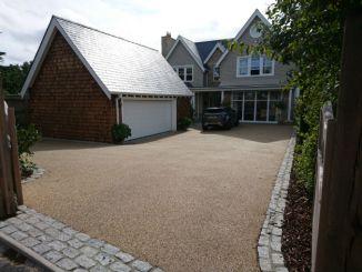 resin driveways or block paving