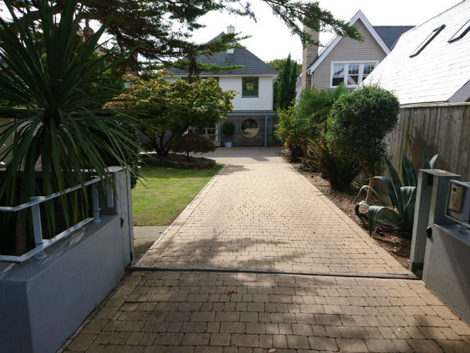 block paving landscaping