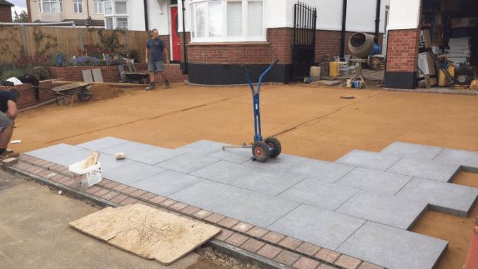 brett paving geoceramica bluestone paramount paving