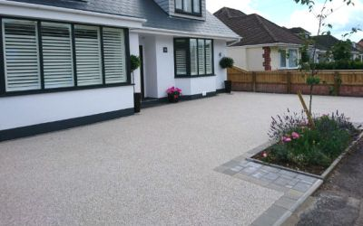 Resin Bound Driveways Pros and Cons