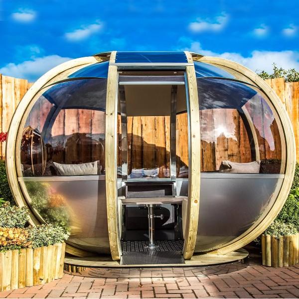 Farmer's Cottage Oval Garden Summerhouse Pod