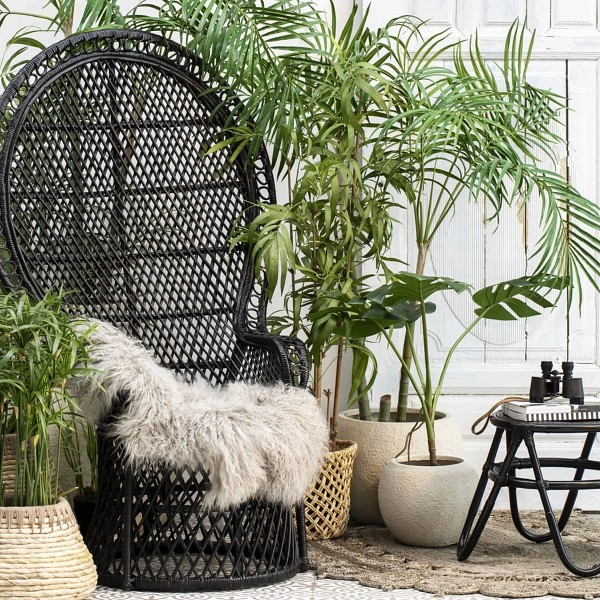 Sorrento Rattan Garden Corner Dining Set in Grey